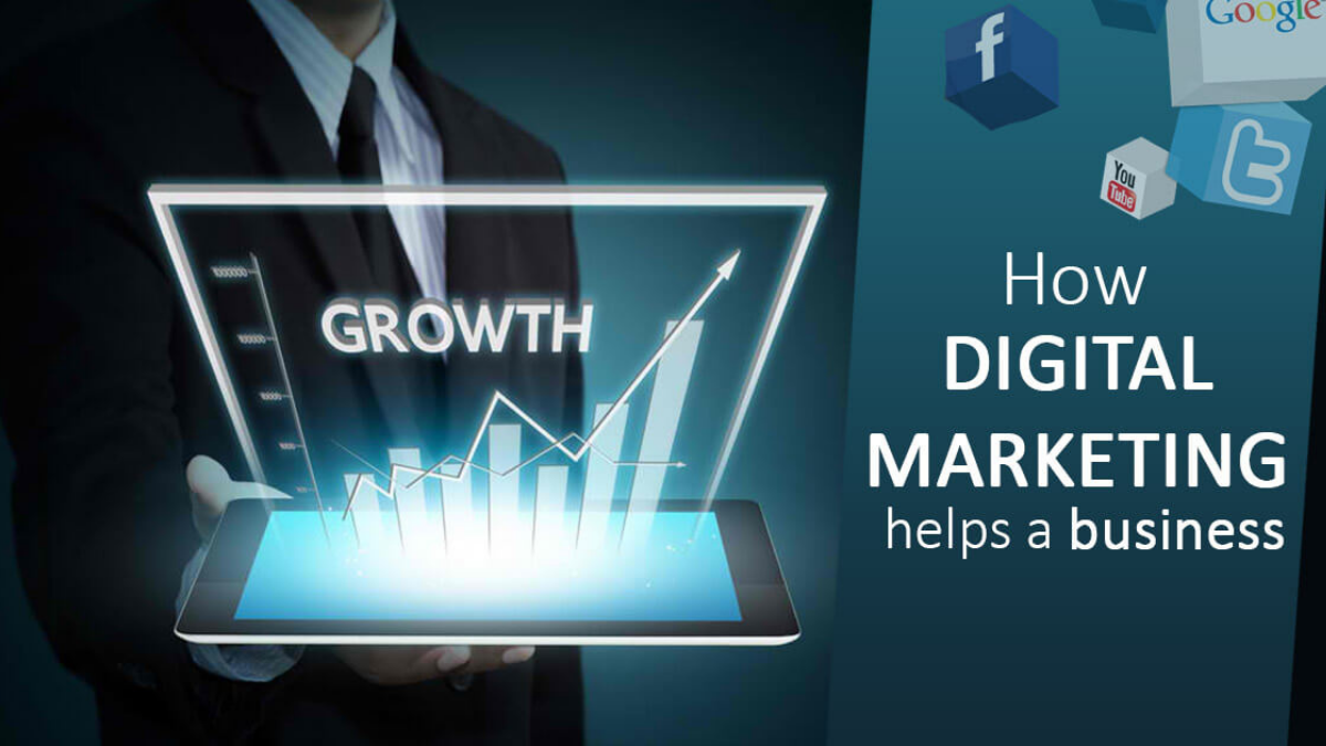 How Does Digital Marketing Help Business
